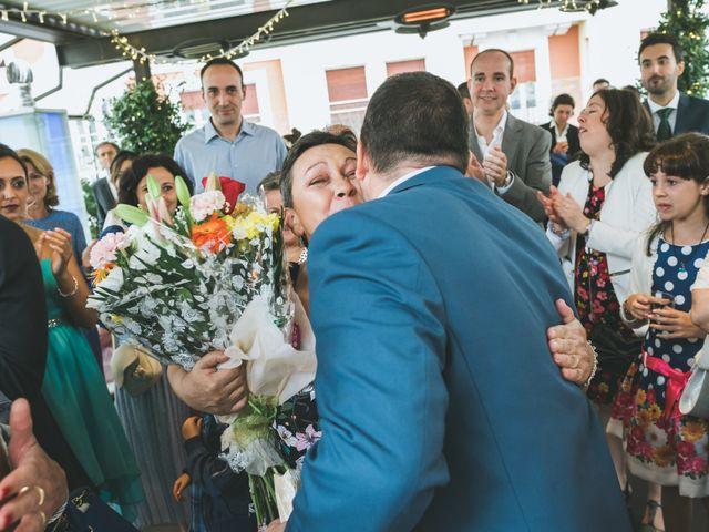 La boda de Javier y Claudia en Madrid, Madrid 83