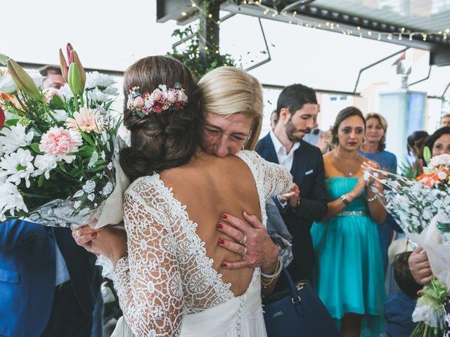 La boda de Javier y Claudia en Madrid, Madrid 84