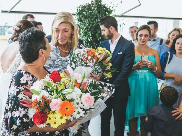 La boda de Javier y Claudia en Madrid, Madrid 85