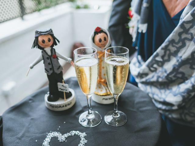La boda de Javier y Claudia en Madrid, Madrid 90