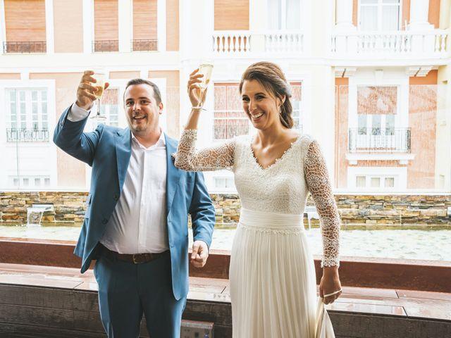 La boda de Javier y Claudia en Madrid, Madrid 92