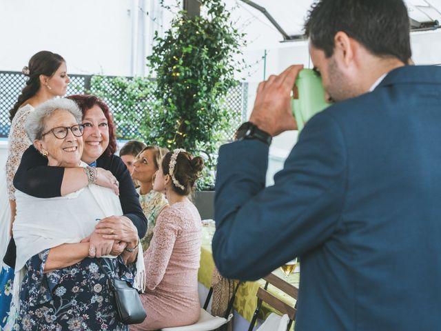 La boda de Javier y Claudia en Madrid, Madrid 100