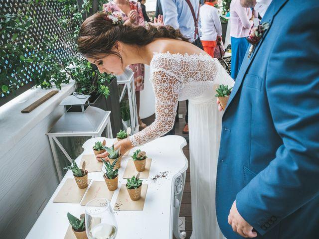 La boda de Javier y Claudia en Madrid, Madrid 110