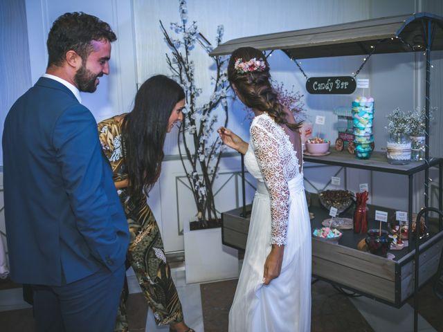 La boda de Javier y Claudia en Madrid, Madrid 115