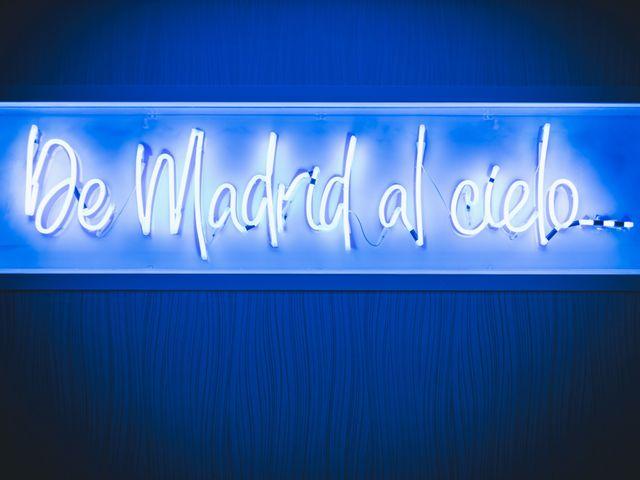 La boda de Javier y Claudia en Madrid, Madrid 116