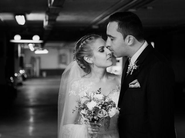 La boda de Víctor y Lorena en Fuenlabrada, Madrid 57