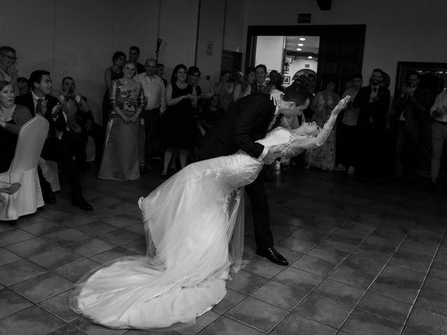 La boda de Víctor y Lorena en Fuenlabrada, Madrid 79