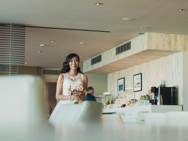La boda de Phi y Linh en Alacant/alicante, Alicante 14