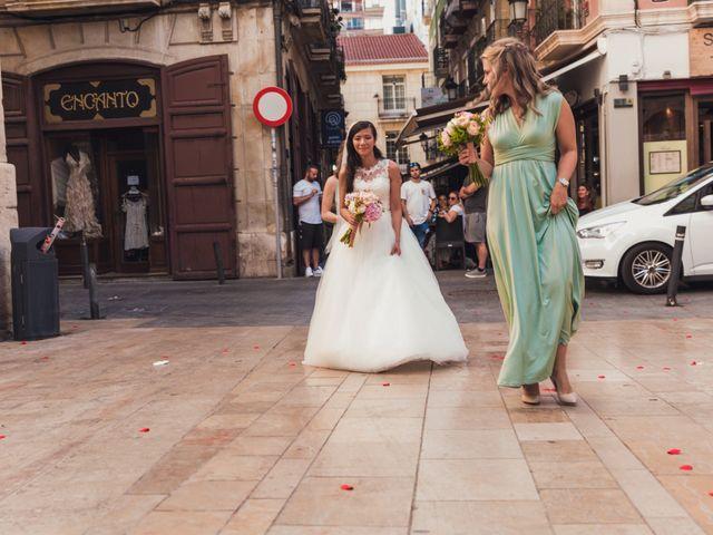 La boda de Phi y Linh en Alacant/alicante, Alicante 19