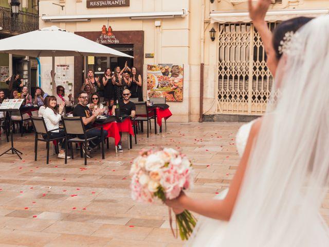 La boda de Phi y Linh en Alacant/alicante, Alicante 20