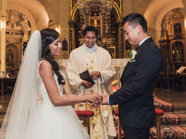 La boda de Phi y Linh en Alacant/alicante, Alicante 30