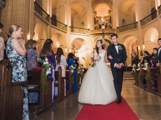 La boda de Phi y Linh en Alacant/alicante, Alicante 31