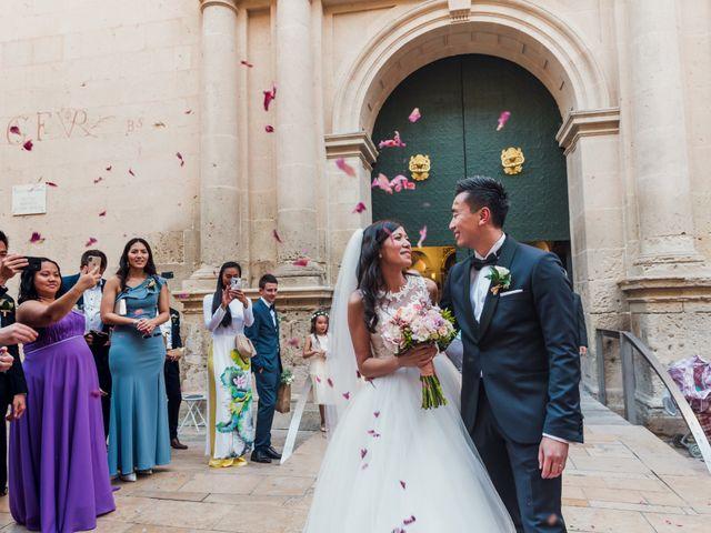 La boda de Phi y Linh en Alacant/alicante, Alicante 32