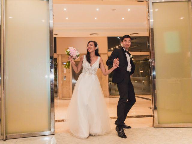 La boda de Phi y Linh en Alacant/alicante, Alicante 33