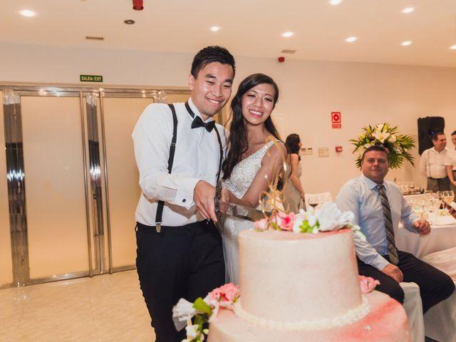 La boda de Phi y Linh en Alacant/alicante, Alicante 35