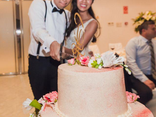 La boda de Phi y Linh en Alacant/alicante, Alicante 36