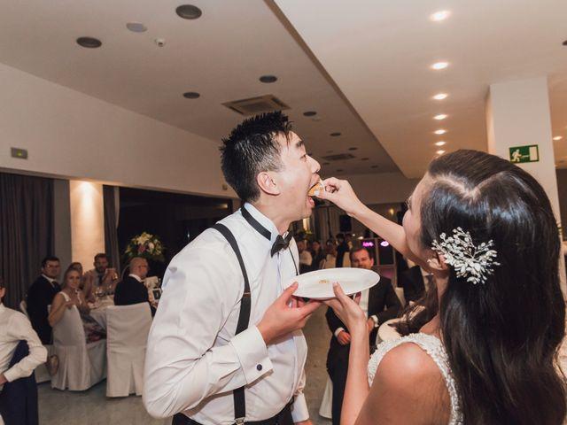 La boda de Phi y Linh en Alacant/alicante, Alicante 37
