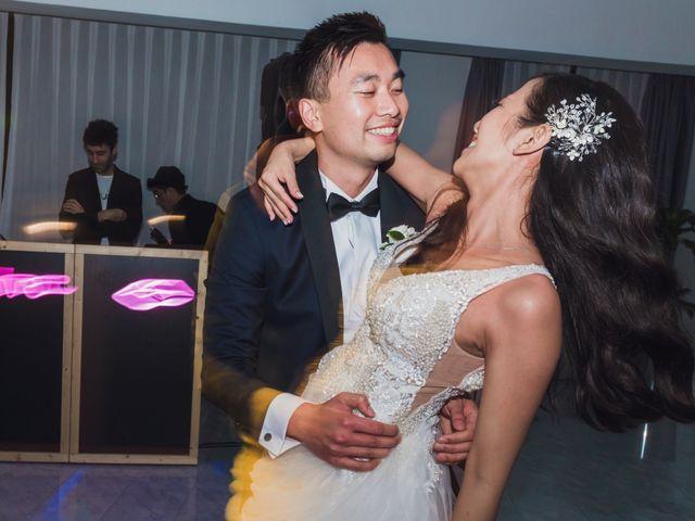 La boda de Phi y Linh en Alacant/alicante, Alicante 41