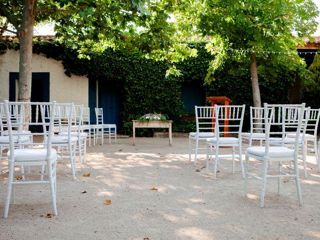 La boda de Miguel y MªJesús en Torrecaballeros, Segovia 16