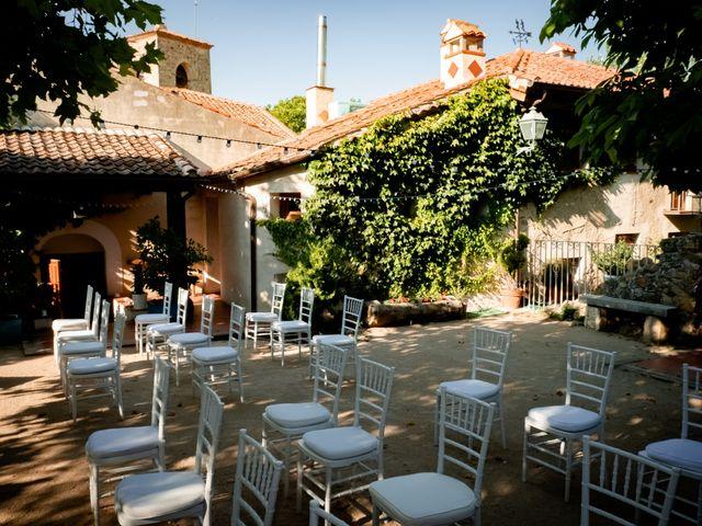La boda de Miguel y MªJesús en Torrecaballeros, Segovia 18