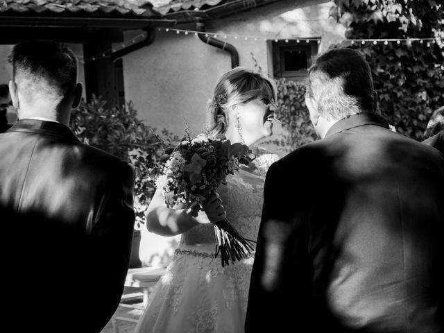 La boda de Miguel y MªJesús en Torrecaballeros, Segovia 24