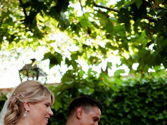 La boda de Miguel y MªJesús en Torrecaballeros, Segovia 28