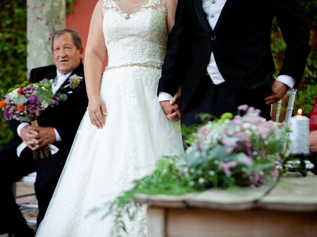 La boda de Miguel y MªJesús en Torrecaballeros, Segovia 30