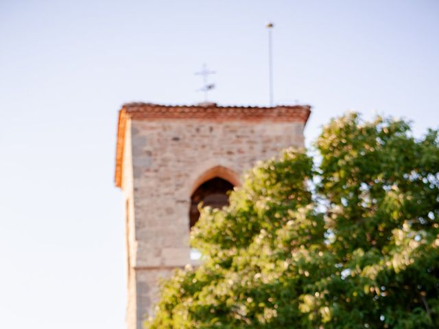 La boda de Miguel y MªJesús en Torrecaballeros, Segovia 48