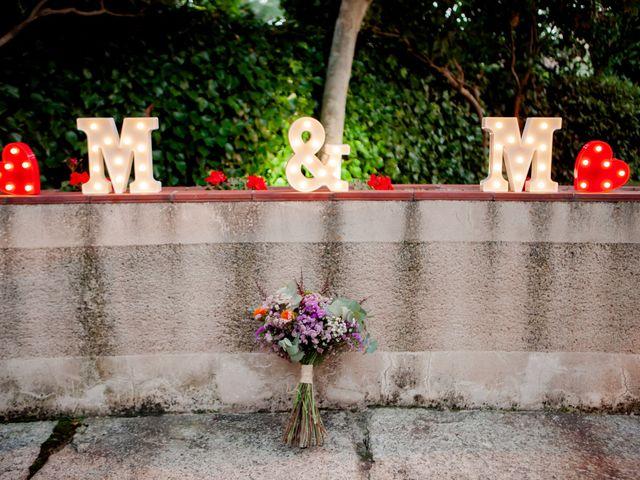 La boda de Miguel y MªJesús en Torrecaballeros, Segovia 57