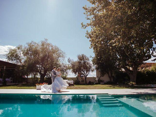 La boda de Eliza y Timo