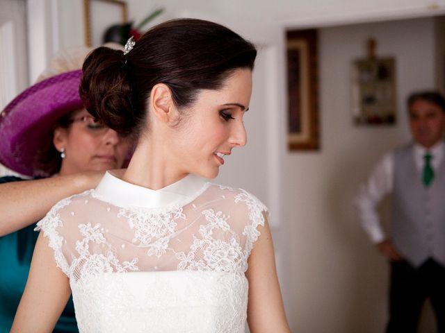 La boda de Diego y María en Tres Cantos, Madrid 9