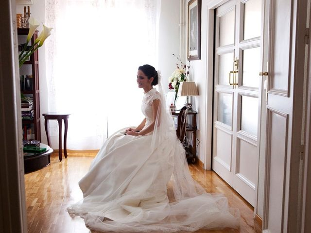 La boda de Diego y María en Tres Cantos, Madrid 14