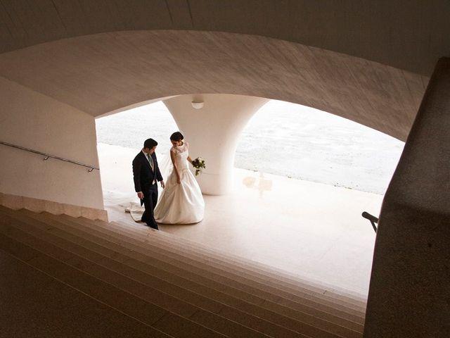 La boda de Diego y María en Tres Cantos, Madrid 1
