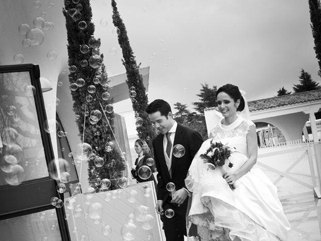 La boda de Diego y María en Tres Cantos, Madrid 36