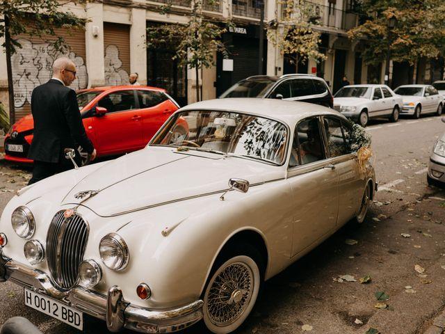 La boda de Iris y Albert en Valencia, Valencia 14