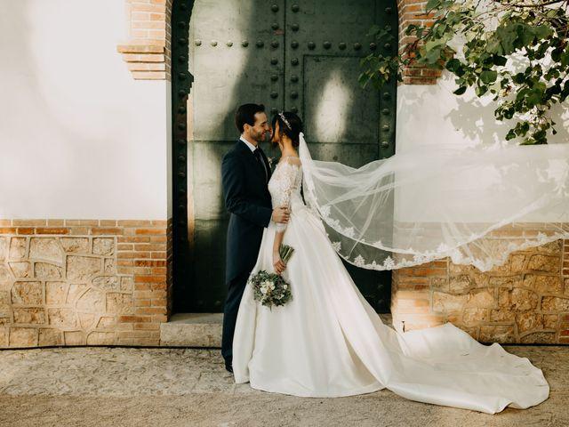 La boda de Albert y Iris