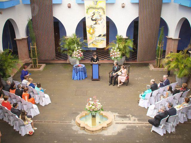 La boda de Eduardo y Gema en Guimar, Santa Cruz de Tenerife 4