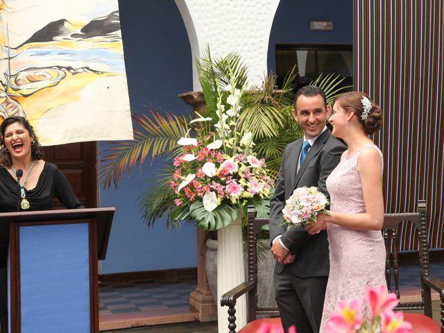 La boda de Eduardo y Gema en Guimar, Santa Cruz de Tenerife 5