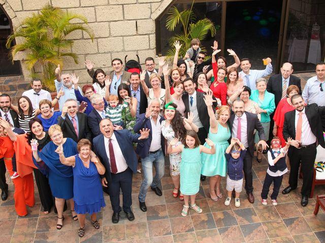 La boda de Eduardo y Gema en Guimar, Santa Cruz de Tenerife 25