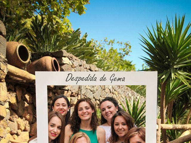 La boda de Eduardo y Gema en Guimar, Santa Cruz de Tenerife 29
