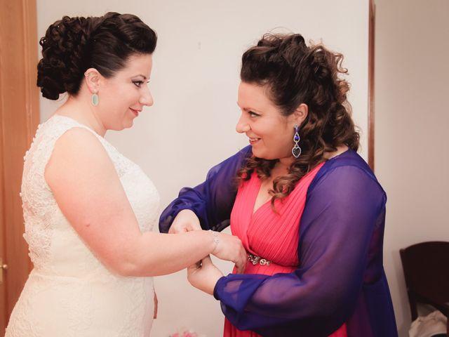 La boda de Manuel y Rocío en Albatera, Alicante 15