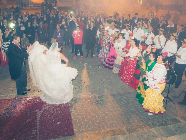La boda de Manuel y Rocío en Albatera, Alicante 25