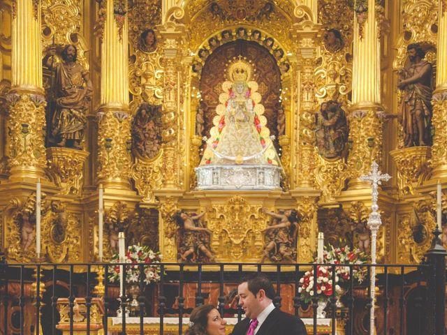 La boda de Manuel y Rocío en Albatera, Alicante 31