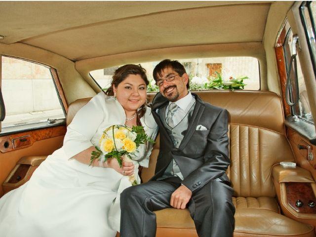 La boda de Juanma y Tessy