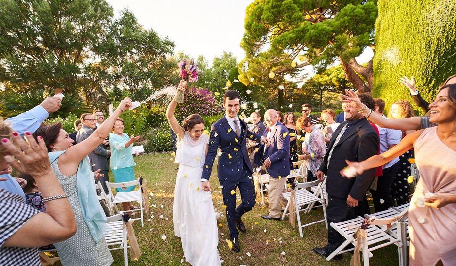 La boda de Enric y Elissa en Premia De Dalt, Barcelona