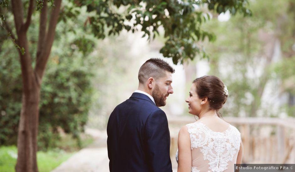 La boda de David y Pepi en Petrer, Alicante