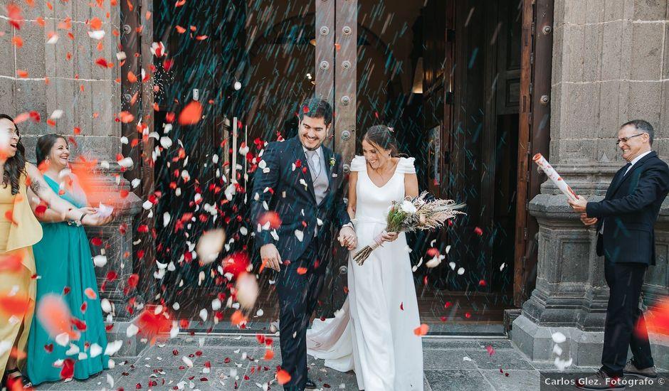 La boda de Víctor y Leyre en Las Palmas De Gran Canaria, Las Palmas