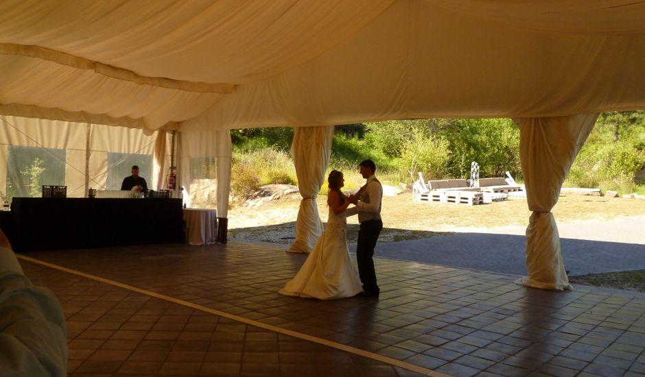 La boda de Santiago y Irene en Arenas De San Pedro, Ávila