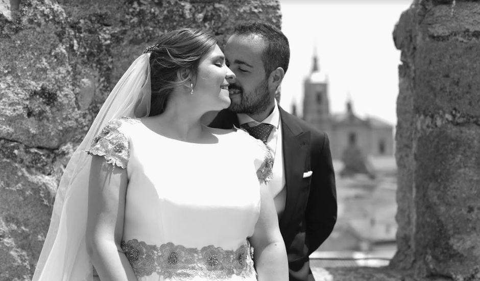 La boda de Manuel y Cristina en Los Yebenes, Toledo
