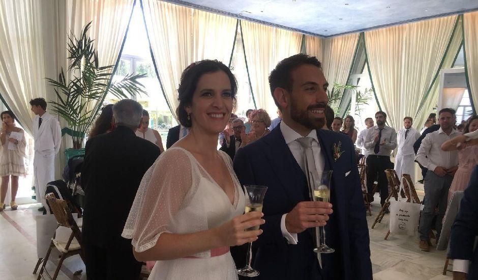 La boda de Alessandro y Silvia en Sevilla, Sevilla